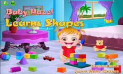 Baby Hazel Learns Shapes screenshot 1/5