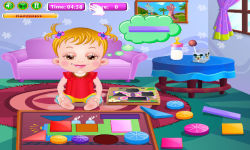 Baby Hazel Learns Shapes screenshot 2/5