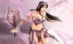 Anime Sexy Princess Warrior LWP screenshot 4/6