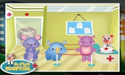 Dr Pigs Hospital - Kids Game screenshot 1/5
