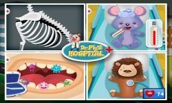 Dr Pigs Hospital - Kids Game screenshot 4/5