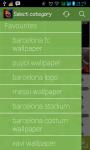 Barcelona Fc Wallpaper HD screenshot 1/2
