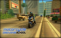 Motorcycle Driving 3D screenshot 1/2