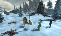 Death Skull Simulator 3D screenshot 2/6