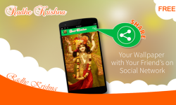 Free Krishna Wallpapers screenshot 3/3