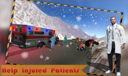 Ambulance Simulator Rescue screenshot 3/4