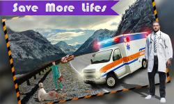 Ambulance Simulator Rescue screenshot 4/4