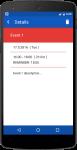 Simple Schedule Planner screenshot 2/3