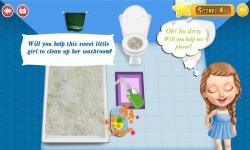 Sweet Baby Girl House Cleanup screenshot 4/4