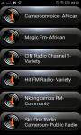 Radio FM Cameroon screenshot 1/2