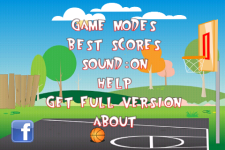 Basketball Trick Shots Lite screenshot 1/6