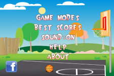 Basketball Trick Shots Lite screenshot 2/6