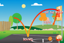 Basketball Trick Shots Lite screenshot 5/6