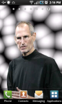 Steve Jobs Live Wallpaper screenshot 2/2