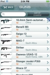 Modern Weapons Shotguns (Encyclopedia of Guns) screenshot 1/1