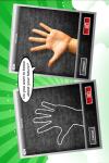 Palm Reader Scanner Gold screenshot 2/5