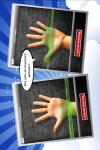 Palm Reader Scanner Gold screenshot 4/5