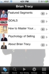 Brian Tracy Success Series I screenshot 1/1