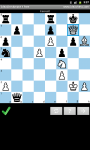 Checkmate chess puzzles screenshot 1/2