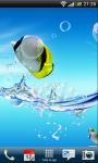 Bubble Water Lwp Animated screenshot 1/3