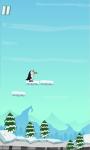 Penguin Jump 240x400 screenshot 3/4