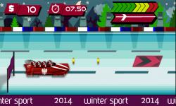 Russian Racing Winter Sports screenshot 1/6