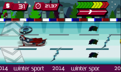 Russian Racing Winter Sports screenshot 4/6