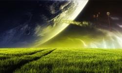 Alien Plane HD Wallpaper screenshot 4/6