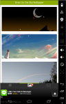 Draw On The Sky Wallpaper HD screenshot 3/6