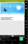 Draw On The Sky Wallpaper HD screenshot 4/6