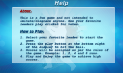 Cricket 2014 -Election Special screenshot 2/4
