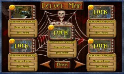 Free Hidden Object Games - Scary Trail screenshot 2/4