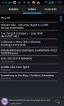 Music Player Pro Free screenshot 1/4
