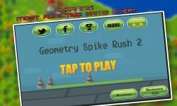 Geometry Spike Rush 2 Windows Game screenshot 1/4
