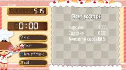 Awesome Cupcake Match - Match3 screenshot 6/6