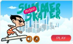 Mr Bean Skater Game screenshot 1/4