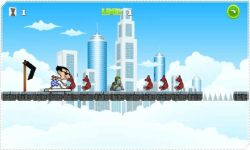 Mr Bean Skater Game screenshot 3/4