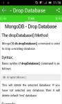 Learn MongoDB screenshot 3/3