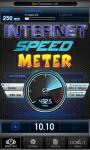 INTERNET SPEED METER screenshot 1/1