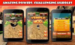Temple Modi Run screenshot 1/6
