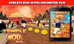 Temple Modi Run screenshot 3/6
