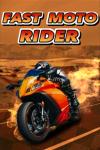 Fast Moto rider screenshot 1/4