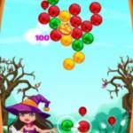 Halloween Town Bubble Shooter screenshot 1/3