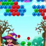 Halloween Town Bubble Shooter screenshot 2/3