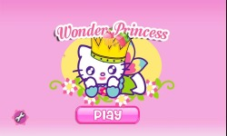 Princess Kitten Collects Cake and Ice Cream Game screenshot 1/6