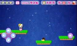 Princess Kitten Collects Cake and Ice Cream Game screenshot 3/6