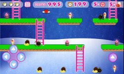 Princess Kitten Collects Cake and Ice Cream Game screenshot 4/6