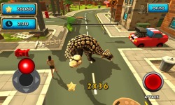 Dinosaur simulator: Dino world screenshot 3/6