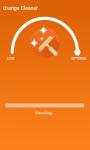 Orange Cache Cleaner - 1Tap screenshot 2/3