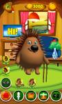 Talking Hedgehog Free screenshot 2/6